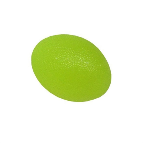 Limegrøn Toorx power grip ball